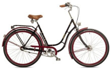 Citybike FALTER RS 3.0 Classic schwarz