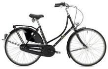 Hollandrad Falter H 1.0 Classic schwarz