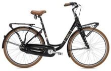 Citybike Falter L 4.0 Classic schwarz