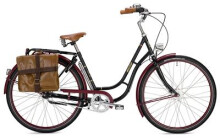 Citybike Falter RS 4.0 Classic schwarz