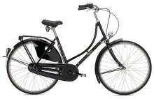 Hollandrad Falter H 4.0 Classic schwarz