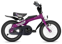 Kinder / Jugend Falter Run & Ride violett