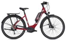 E-Bike Morrison E 7.0 Wave bordeaux/silber