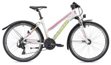Kinder / Jugend Morrison Mescalero S26 Trapez weiß/pink