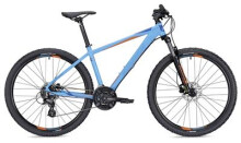 Mountainbike Morrison Karok Diamant blau/orange