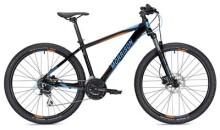 Mountainbike Morrison Comanche Diamant schwarz/blau 27,5