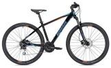 Mountainbike Morrison Comanche Diamant schwarz/blau 29