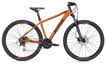 Mountainbike MORRISON Comanche Diamant orange/schwarz matt 29