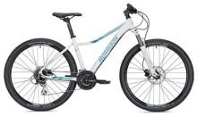Mountainbike Morrison Imala Damen weiß/türkis