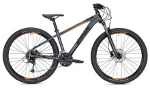 Mountainbike MORRISON Blackfoot Diamant grau/orange 27,5