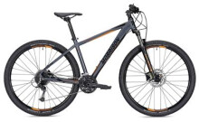 Mountainbike MORRISON Blackfoot Diamant grau/orange 29