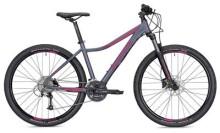 Mountainbike Morrison Imala SL Diamant grau/violett matt