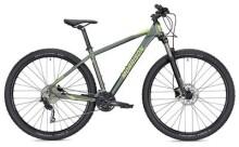 Mountainbike MORRISON Viper Diamant grün/gelb matt 29