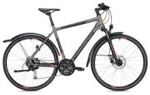Trekkingbike MORRISON X 2.0 Herren grau/orange Matt