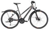 Trekkingbike MORRISON X 2.0 Trapez grau/orange Matt