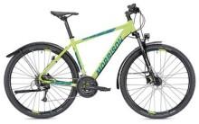 Trekkingbike MORRISON XM 5.0 Herren grün/petrol