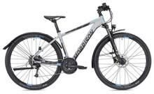 Trekkingbike MORRISON XM 5.0 Herren grau/schwarz matt