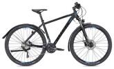 Trekkingbike MORRISON XM 7.0 Herren schwarz/blau matt