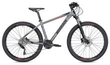 Mountainbike Morrison Kiowa Diamant grau/rot matt 27,5