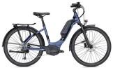 E-Bike Morrison E 6.0 400 Wh Wave blau/schwarz matt