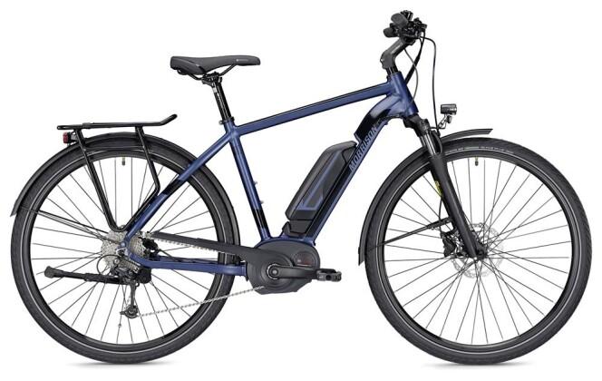 E-Bike Morrison E 6.0 500 Wh Herren blau/schwarz matt 2019