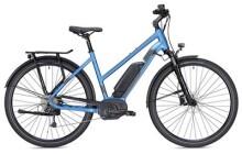 E-Bike MORRISON E 6.0 400 Wh Trapez blau/anthrazit