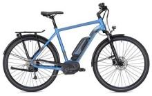 E-Bike MORRISON E 6.0 500 Wh Herren blau/anthrazit