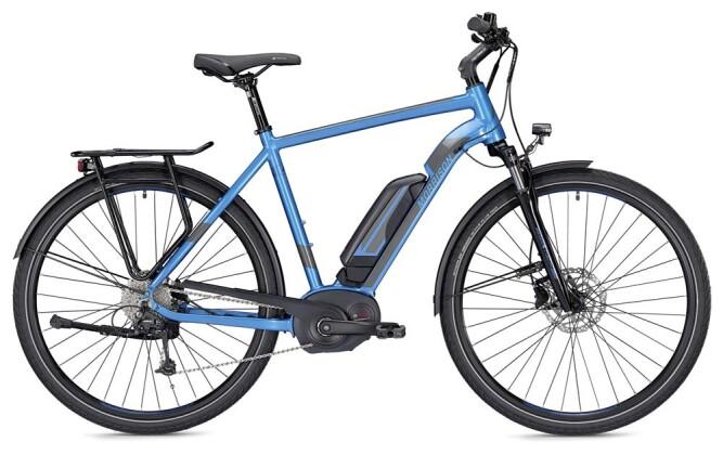 E-Bike Morrison E 6.0 400 Wh Herren blau/anthrazit 2019