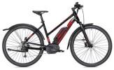 E-Bike Morrison E 6.0 Cross Trapez schwarz