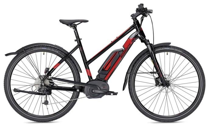 E-Bike Morrison E 6.0 Cross Trapez schwarz 2019