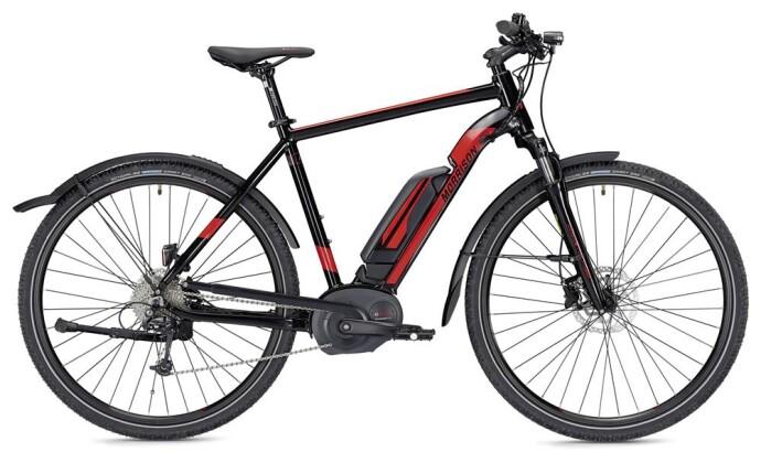 E-Bike Morrison E 6.0 Cross Herren schwarz 2019