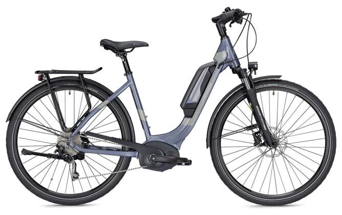 E-Bike Morrison E 7.0 Wave anthrazit/silber matt 2019