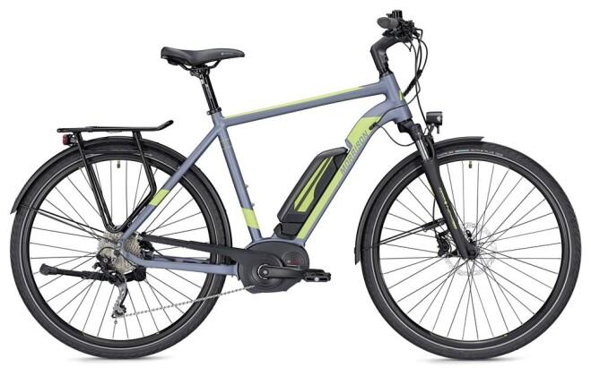 E-Bike Morrison E 7.0 Herren anthrazit/silber matt 2019