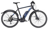 E-Bike Morrison E 7.0 Cross Herren schwarz/blau matt
