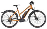 E-Bike Morrison E 7.0 Cross Trapez orange/schwarz