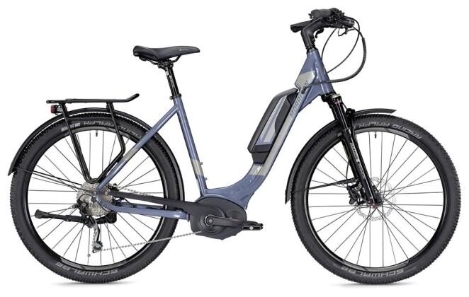 E-Bike Morrison E 7.0 SUB Wave anthrazit/silber 2019