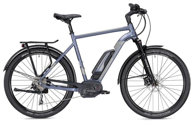 E-Bike Morrison E 7.0 SUB Herren anthrazit/silber 2019