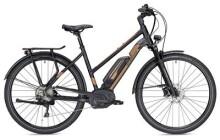 E-Bike Morrison E 8.0 Trapez schwarz/bronze matt