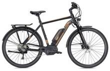 E-Bike Morrison E 8.0 Herren schwarz/bronze matt