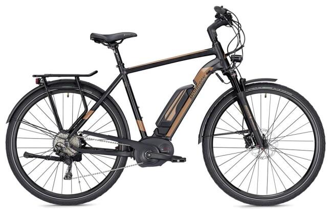 E-Bike Morrison E 8.0 Herren schwarz/bronze matt 2019