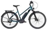 E-Bike Morrison E 8.0 Trapez grün/schwarz