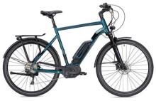 E-Bike Morrison E 8.0 Herren grün/schwarz