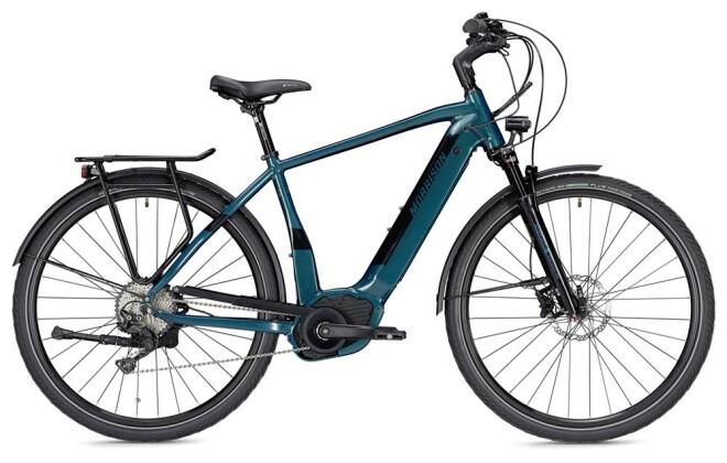 E-Bike Morrison E 10.0 Herren grün/schwarz 2019
