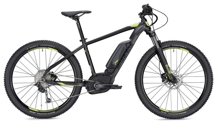 E-Bike Morrison Cree 1 500 Wh schwarz/neongelb matt 2019