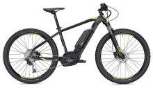 E-Bike Morrison Cree 1 400 Wh schwarz/neongelb matt