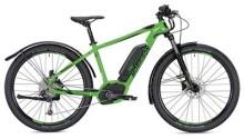 E-Bike Morrison Cree 1 S 500 Wh neongrün/schwarz