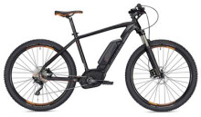 E-Bike Morrison Cree 1.5 schwarz/orange matt