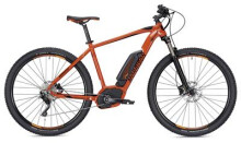 E-Bike Morrison Cree 1.5 orange/schwarz
