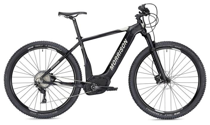 E-Bike Morrison Cree 2 schwarz/anthrazit matt 29 2019