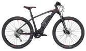 E-Bike Morrison LOUP 1  schwarz/rot matt 27,5